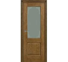 Межкомнатная дверь Лорд ДО (патина черника)