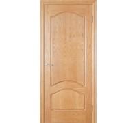 Межкомнатная дверь LUVISTIL 736 Roble Дуб мореный (глухая)