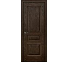 Межкомнатная дверь Граф ДГ (морёный дуб)