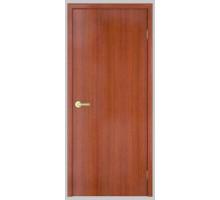 Межкомнатная дверь Викайма красное дерево