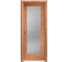 Межкомнатная дверь VT5 Вишня (под стекло)