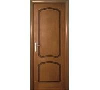 Межкомнатная дверь LUVISTIL 780 Sapely Красное дерево (глухая)