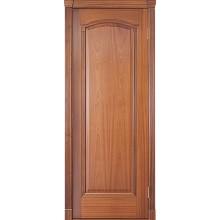 Межкомнатные двери Master 595 Sapely, красное дерево (глухая)