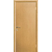 Шпонированная дверь Викайма дуб