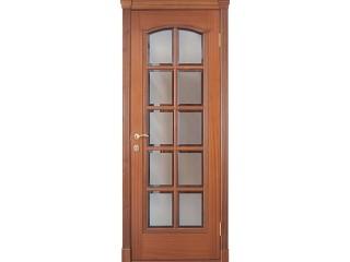 Чем хороши межкомнатные двери со стеклом?
