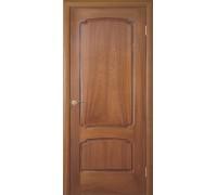 Межкомнатная дверь LUVISTIL 737 Sapely Красное дерево (глухая)